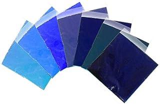 Heoolstranger Kit de teinture à l'eau froide 7 couleurs en coton et lin Couleurs non toxiques et sans odeur Batik Couleurs...