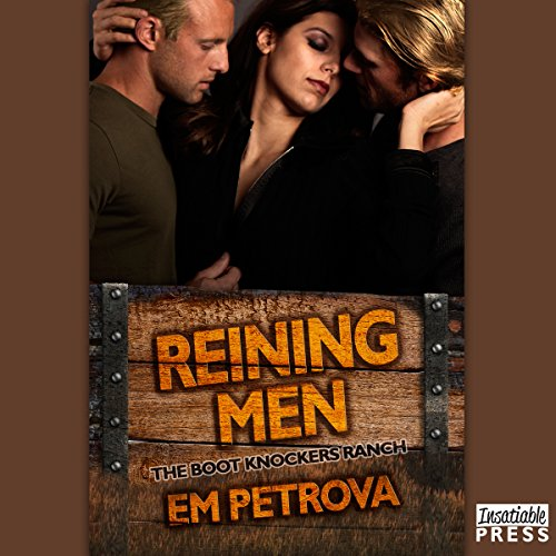 Reining Men audiobook cover art