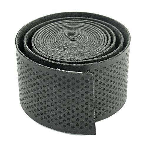Sport Fish Rod - Cinta de agarre para raqueta de tenis, absorción de sudor, color negro, rentable y de buena calidad