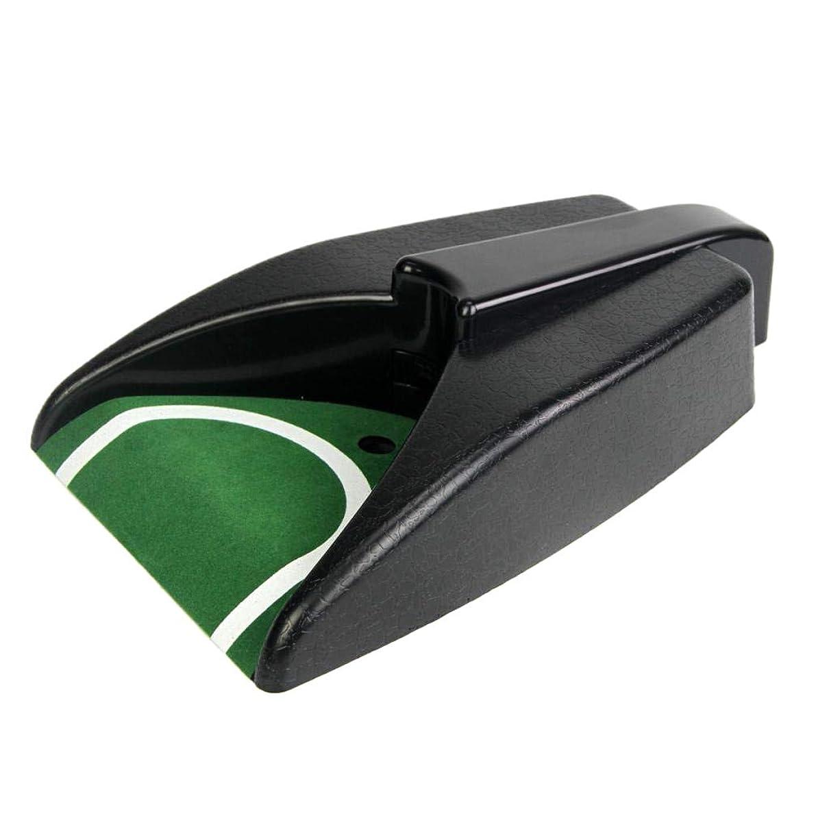 利点腹天皇Perfeclan 自動リターニングゴルフカップ インドアアウトドアゴルフ練習用 ゴルフ自動パッティングカップ全2選択
