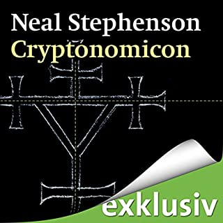 Cryptonomicon [German Edition] cover art