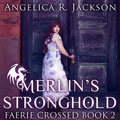 Merlin's Stronghold audiobook cover art