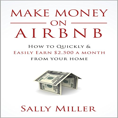 Make Money on Airbnb audiobook cover art