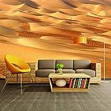 Tapeten Wandbilder,Moderne Einfache Gelbe Wüste Foto
