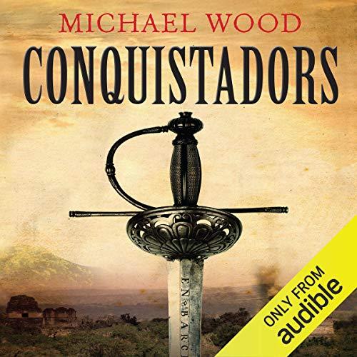 Page de couverture de Conquistadors