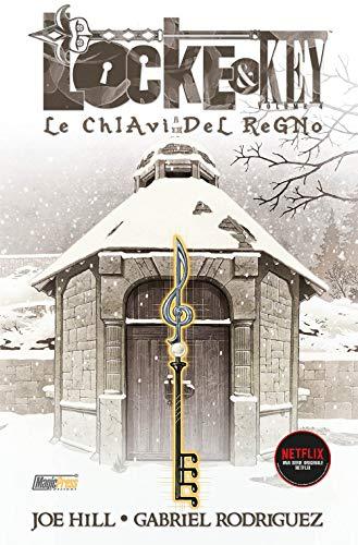 Locke & Key vol.4 Nuova Edizione: Le chiavi del regno