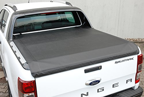 BONYTOPS Ranger WILDTRAK LADERAUMABDECKUNG Soft Double-CAB AB 2012 ->