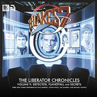 Blake's 7 - The Liberator Chronicles, Volume 9 cover art