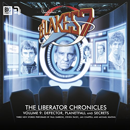 Couverture de Blake's 7 - The Liberator Chronicles, Volume 9