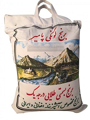 Pamir Lawangi Basmati Arroz 10 kg de Pakistán