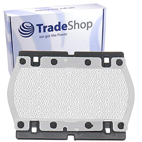 Hochwertige Scherfolie 5s für Braun PocketGo 370, 375, 550, 555, 570 (Typ 5608), 575 Rasierer/Ersatz Messer Scherblatt Rasierer-Folie