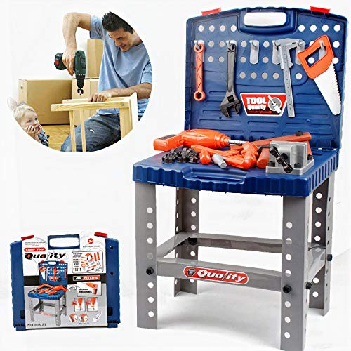 Liberty Imports Toy Tool Workbench for...