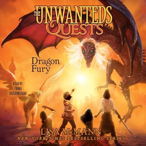 Dragon Fury cover art