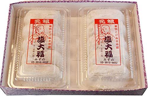 巣鴨 みずの 元祖塩大福10個入り(5個×2)