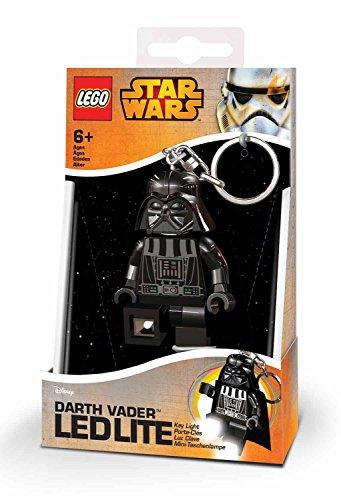 Lego 90028 Minitaschenlampe Star Wars, Darth Vader, 7,6 cm