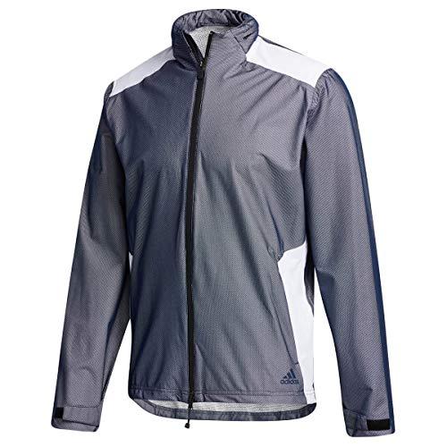 adidas Golf Hommes Rain.RDY Waterproof Golf Jacket Black XL