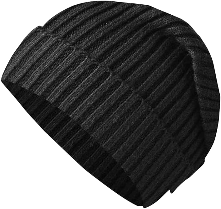 QCBY OFFer Beanie Knitted Cap Hat Hats Core-Spun H Columbus Mall Yarn Casual Digging