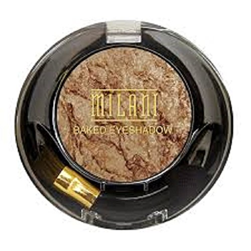 Milani Baked EyeShadow Drench In Gold 606