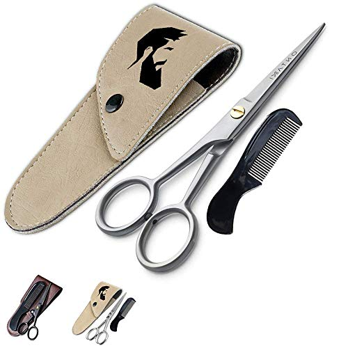 Top 10 beard trimming kit with scissors for 2020