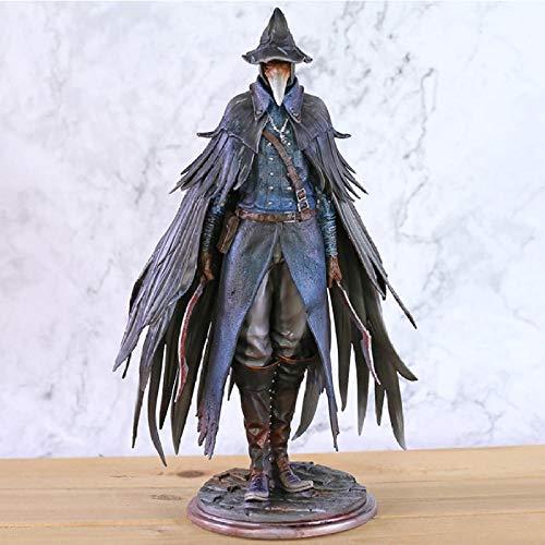 FJKYF Modello di Statua Animenuovo Gioco Bloodborne Eileen The Crow Action Figures 1/6 Scale Collection Collezione di Regali Giocattolo 30Cm