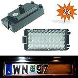 Xenon Do!LED O01ST08–Iluminación LED de matrícula apta, sin TÜV, con certificado E