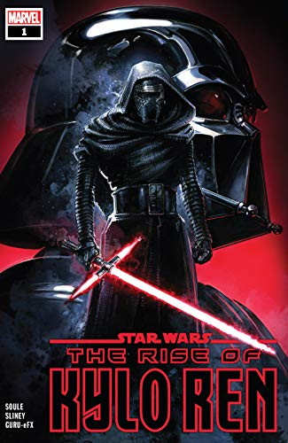 Amazon.com: Star Wars: The Rise Of Kylo Ren (2019-2020) #1 (of 4) eBook:  Soule, Charles, Crain, Clayton, Sliney, Will: Kindle Store