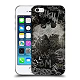 Head Case Designs Officiel Batman DC Comics Graffiti Logo Mode Vintage Coque en Gel Doux Compatible avec iPhone 5 iPhone 5s iPhone Se