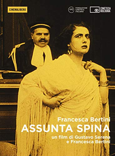Francesca Bertini - Assunta Spina (Dvd+Libro)