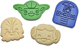 Star Wars Rebel Friends Cookie Cutters (Set of 6)