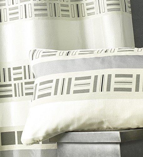 Homemaison hm69C349884Kissen, Bedruckt Design Jacquard/Polyester Grün 45x 45cm