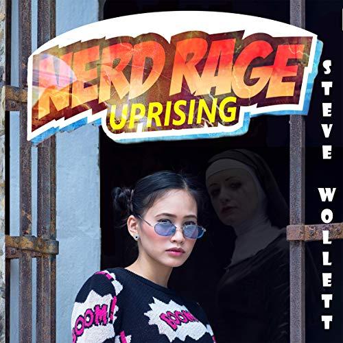 Nerd Rage Uprising audiobook cover art