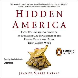 Hidden America audiobook cover art