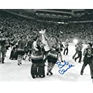 Autographed Bobby Clarke 8 X10 Philadelphia Flyers Photo