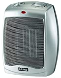Lasko 754200 Ceramic Portable Space Heater with Adjustable Thermostat - Perfect For the Home or Home Office (Renewed)