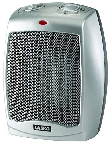 Lasko 754200 Ceramic Portable Space Heater with Adjustable Thermostat...