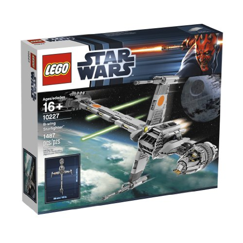 LEGO Dailego Star Wars B-Wing Fighter 10227 (japan import)