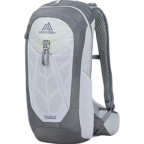 Gregory Mountain Products Miwok 12 Liter Men's Daypack, Graphite Grey, One Size