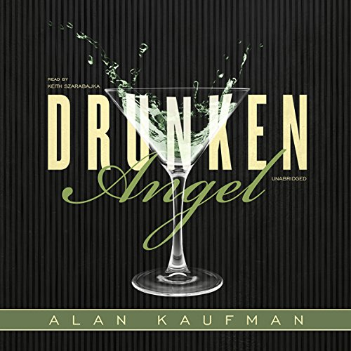 Drunken Angel audiobook cover art