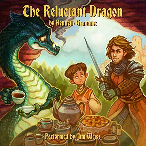 The Reluctant Dragon Audiobook By Kenneth Grahame cover art
