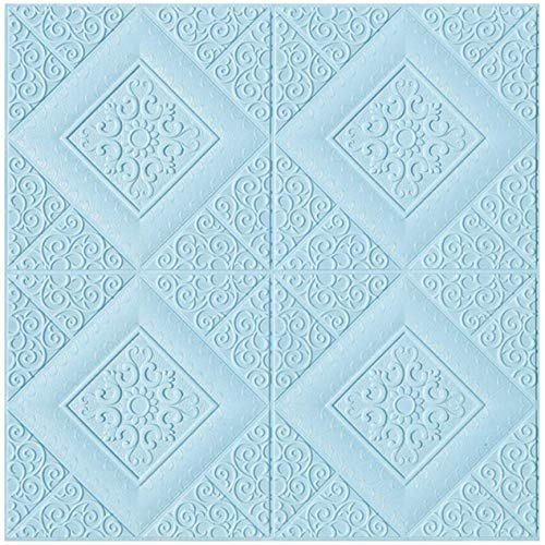 Piedra de Ladrillo Paneles de Pared Autoadhesivos Paneles de pared de arte en 3D Auto adhesivo PE FOAM DIY Pegatinas de pared Patrón Muro de madera Paneles de grano de madera para pared, mesa, decorac