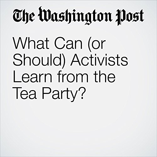 What Can (or Should) Activists Learn From the Tea Party? copertina