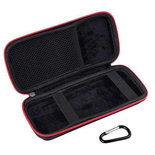 SKYNEW Powerbank Hard Travel Case Compatible RAVPower 26800/20100/20000mAh/32000mAh, Anker Power Core 26800mAh/PowerCore+ 19000 10000mAh, Dulla M50000 Power Bank 12000mAh 20000mAh (Medium Black)