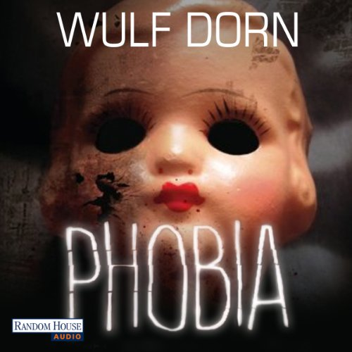 Phobia audiobook cover art