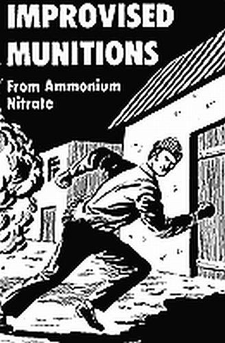 Improvised Munitions from Ammonium Nitrate