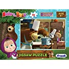 Frank Masha and The Bear Puzzle for 5 Year Old Kids and Above