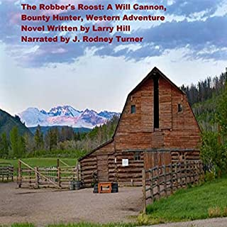 The Robber's Roost audiobook cover art