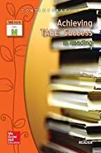 Achieving TABE Success In Reading, Level M Reader (Achieving TABE Success for TABE 9 & 10)