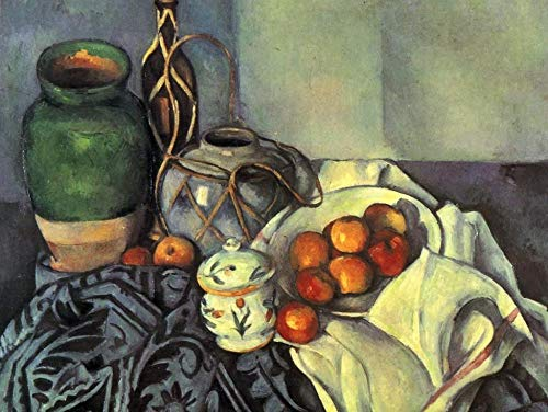 Jigsaw Puzzle Paul Cézanne - Still Life with Apples 1000 Pieces