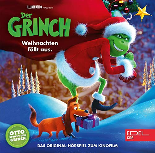 Der Grinch - Das Original-Hörspiel zum Kinofilm