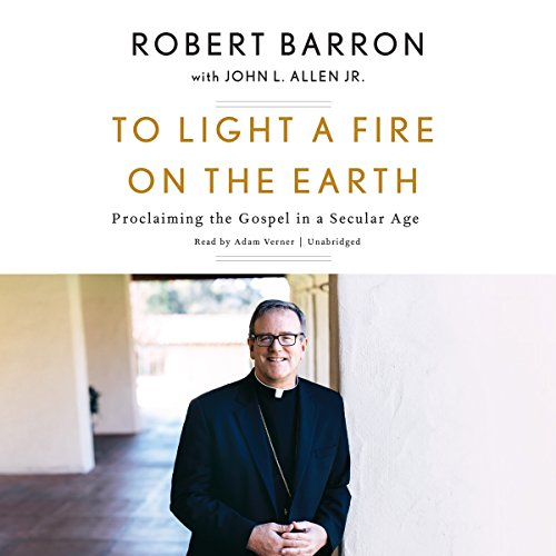 To Light a Fire on the Earth audiobook cover art